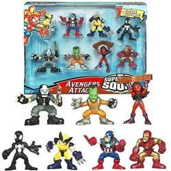 Super Hero Squad Fun Pack: Avengers Attack