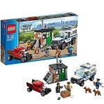 LEGO CITY Police Dog Unit 60048