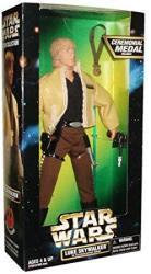 "Kenner Star Wars Action Collection 12"" Luke Skywalker Figure In Ceremonial Gear"
