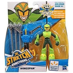 StArm Stretch Armstrong Wingspan Figure 4