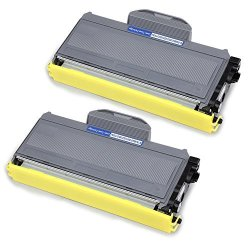 OSIR Compatible Toner Cartridge Replacement For Brother TN360 2 Black High Yield Use With Brother HL-2170W HL-2140 DCP-7040 DCP-7030 MFC-7840W MFC-7340 MFC-7345N Printer
