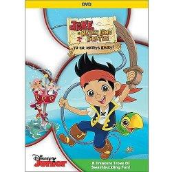 Jake And The Never Land Pirates Season 1 Vol 1 DVD
