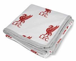 Liverpool Fc Liverbird Baby Blanket