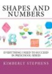 Shapes And Numbers paperback