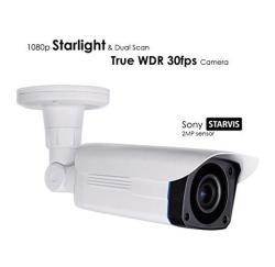 EX-SDI Outdoor Bullet IR night vision camera Digital HD 1080p Dual Video HD-SDI