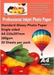 E-Box Standard Glossy Photo Paper Single Sided