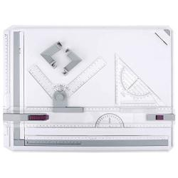Drawing Board Handsease A3 Drawing Table Board Multi-funtion Graphic Architectural Adjustable Measuring System Drawing Tool Set