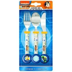 Rusty Rivets - 3PC Cutlery Set