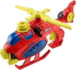 Matchbox Aqua Cannon Helicopter