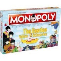 Monopoly Yellow Submarine