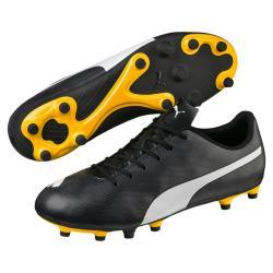 Rapido Fg Soccer Boots - Black white