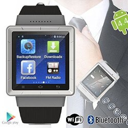 InDigi Unlocked Android 4.0 GSM Watch Smartphone MINI Tablet PC Wifi Bluetooth