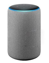 Amazon All-new Echo Plus 2ND Generation - Heather Gray