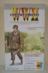 Volker Totenkopf Grenadier Hungary 1945