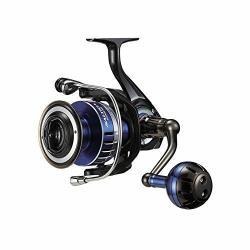 Daiwa SALTIGA4000H Saltwater Spinning Fishing Reel 12-14 Lb Blue