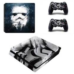 Decal Skin For PS4: Stormtrooper