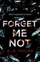 Forget Me Not Paperback Digital Original