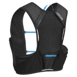 107803e8a8 Camelbak Nano Vest 1L Hydration Pack With Quick Stow - Black atomic Blue -  Medium