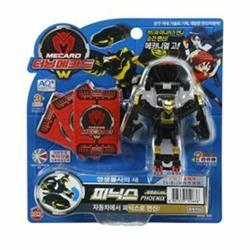 Sonokongoem Turning Mecard W Phoenix Black Gold Limited Edition Toy Transformer Car To Robot
