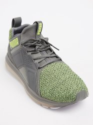 176ef76558f8 Puma Enzo Knit Sneakers Green - UK7