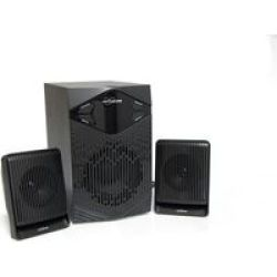 ULTRALINK Ultra-link Crystal 2.1 Multimedia Speaker System 30W Rms