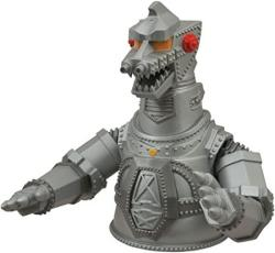USA Diamond Select Toys Godzilla Mechagodzilla Vinyl Bust Bank Figure