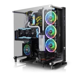 TT Case Core P5 Tg V2 Black Edition