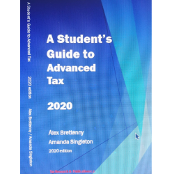 Students Guide To Advanced Tax 2020