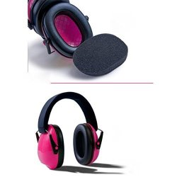 a390a99b40f SUKEq Hearing Protection Eat Muffs Baby Kids Anti-noise Earmuffs Headset  Adjustable Foldable Noise Cancelling Headphone Headband
