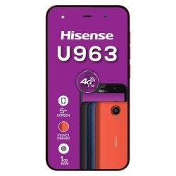 Hisense U963 Dual Sim