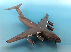 USA Geminijets U.s. Air Force Boeing C-17 Globemaster III 05-5147 1 200 Diecast Plane Model Aircraft
