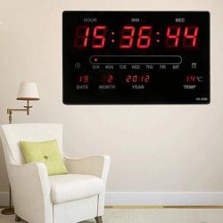 LED Digital Number Clock -2939A