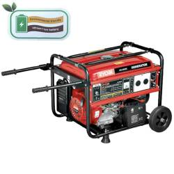 Ryobi RG-6900K 4-STROKE Generator 5000W Push Start Button