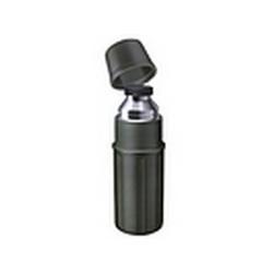 Isosteel S s Flask 1l Mil Green
