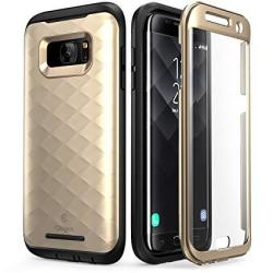 Galaxy S7 Edge Case Clayco Hera Series Full-body Rugged Case With Built-in Screen Protector For Samsung Galaxy S7 Edge 2016 Rele
