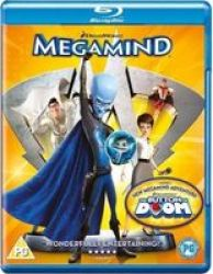 Megamind Blu-ray - No Rating Cert. On Box DVD