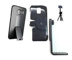 SlipGrip Tripod Mount For Samsung Galaxy S7 Edge Using Cellbee Hard Shell Case