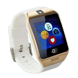 Tera Apro Bluetooth Lcd Touch Intelligent Watch Wristband Pedometer Home Control Color White With St