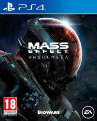 Electronic Arts Mass Effect: Andromeda PS4