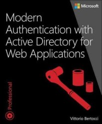 Modern Authentication With Active Directory For Web Applications Paperback