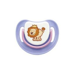 Pigeon Silicone Lion Pacifier Step 1