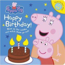 Peppa Pig: Happy Birthday Board Book