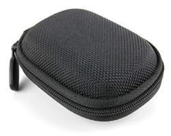 DURAGADGET Hard Eva Protective Storage Case Bag In Black For Tomtom Golfer Gps Watch