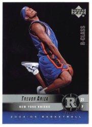 Trevor Ariza Rc Basketball Card 2004-05 Upper Deck R-class 129