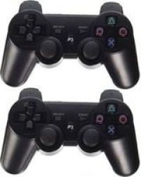 Wireless Controller For Playstation 3 Black