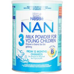 NESTLE Nan Milk Powder For Young Children Stage 3 1.8kg