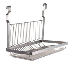 Shiyuan Esylife Stainless Steel Dish Rack Organizer With Drain Board Silver Prices Shop Deals Online Pricecheck