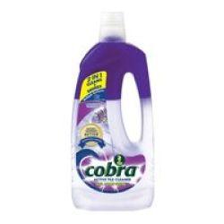 Cobra Active 4706 2-IN-1 Tile Cleaner Gardens Of Lavender 750ML