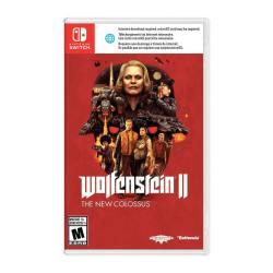 Nintendo Wolfenstein 2: The New Colossus Siwtch