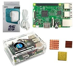 LANDZO Electronic Landzo Raspberry Pi 3 Ultimate Kits